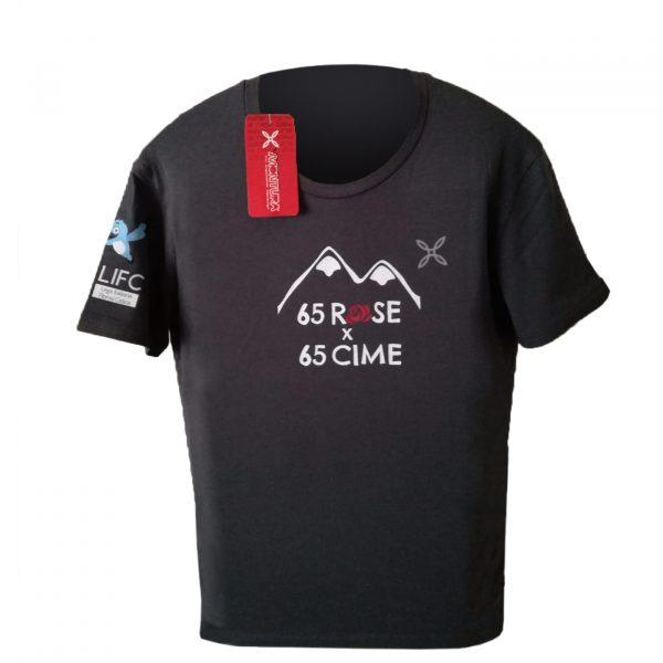 T-shirt 65 Rose x 65 Cime